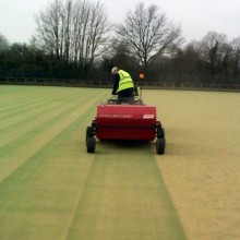 Artificial pitch maintenance