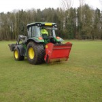 Pitch renovation